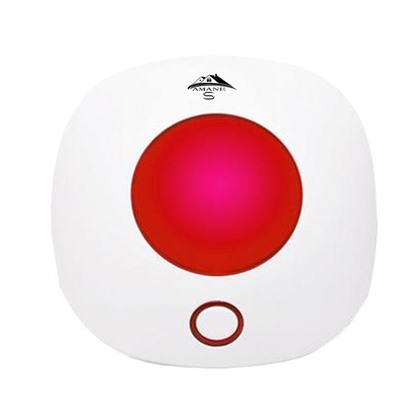 sirène sans fil pour alarme WIFI-GSM